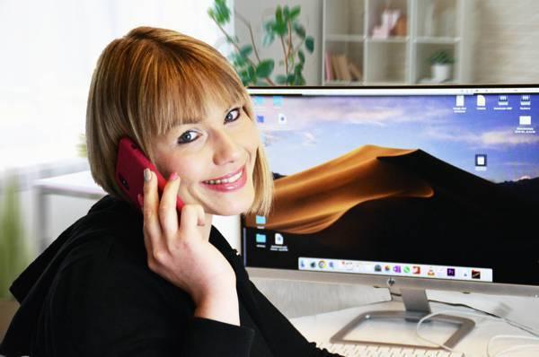 Tina-Telefon